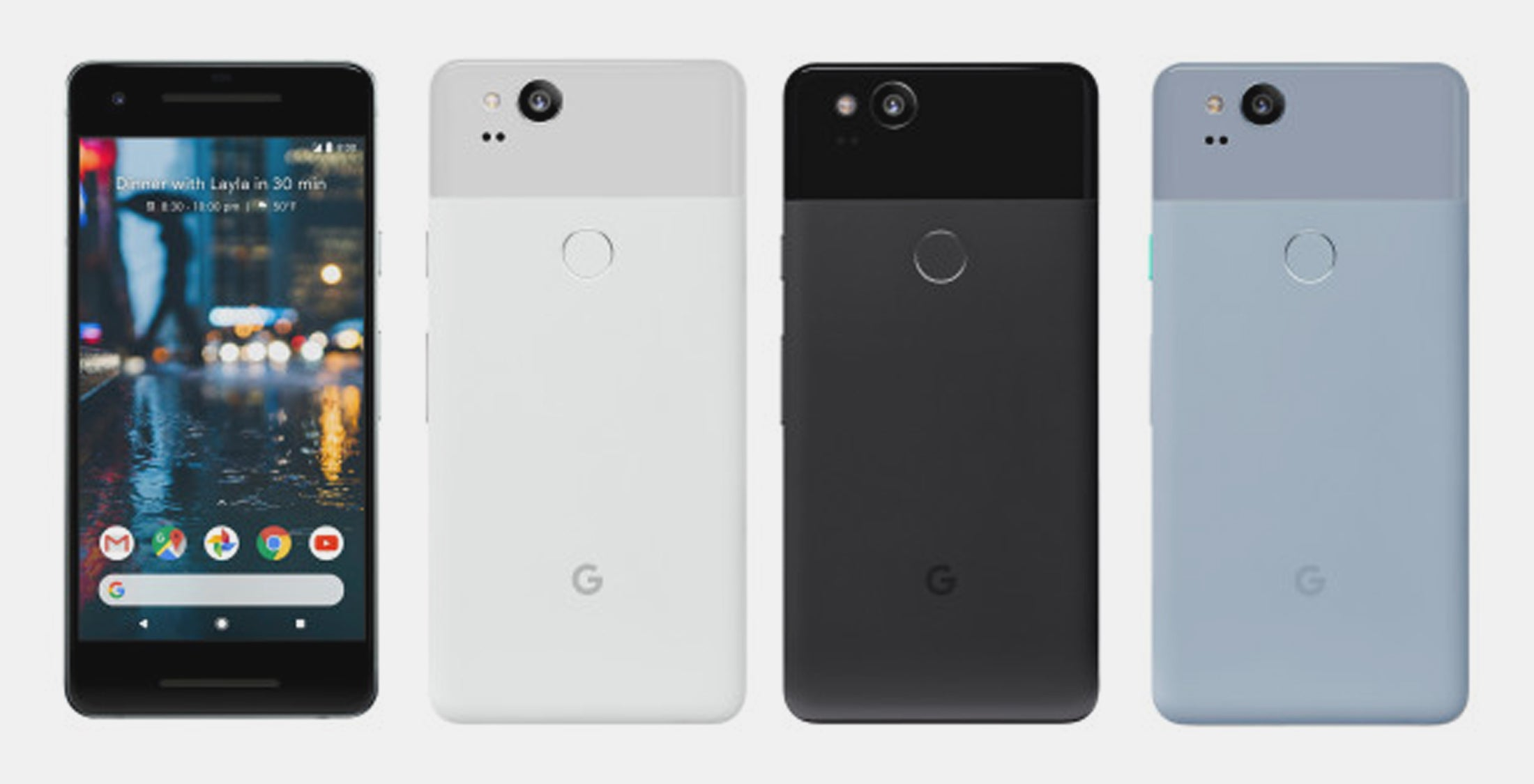 Google Pixel 2 vs iPhone 8: What's the difference ...