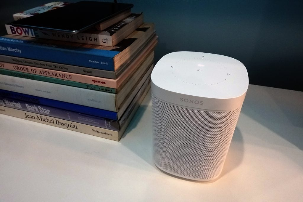 Sonos One Sonos One Review One smart