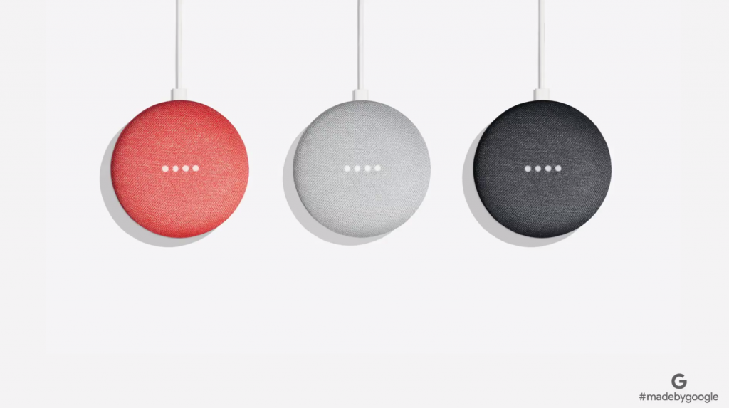 Google Home Mini: Release date, UK price and all you need to know