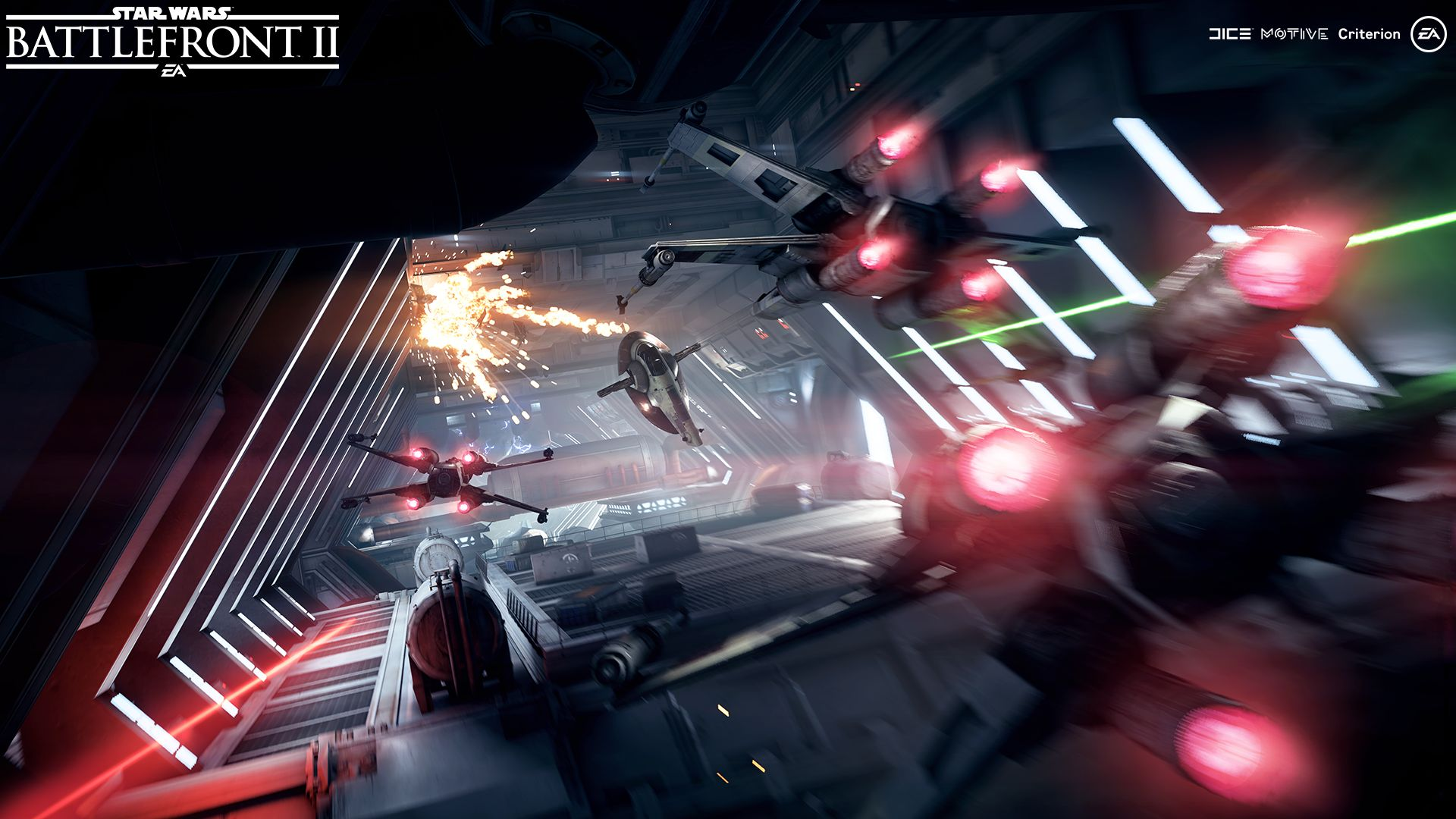 Star Wars Battlefront 2 Preview The Meat Of 2s Multiplayer Comes In Form Galactic Assault These Vast 20 Versus Matches Pit Colossal