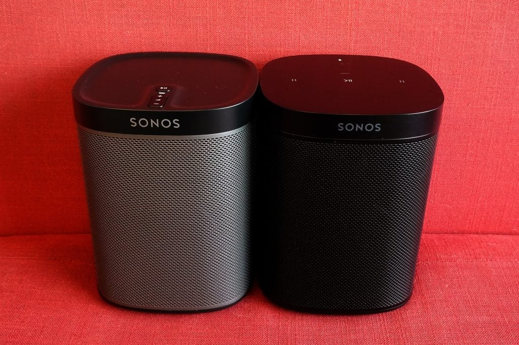 sonos one review one smart speaker to rule them all. Black Bedroom Furniture Sets. Home Design Ideas