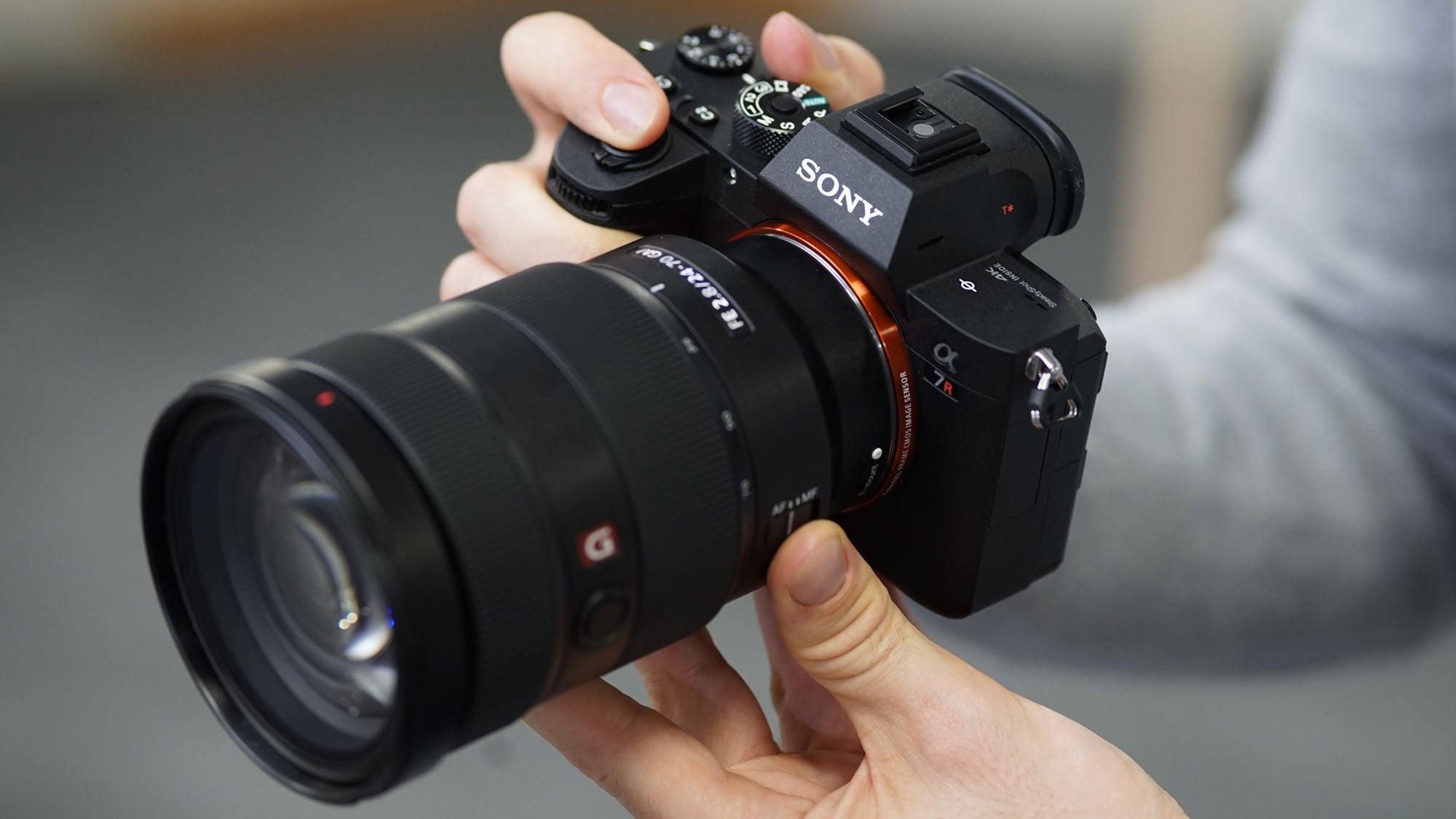 Best Cameras: Sony A7R III