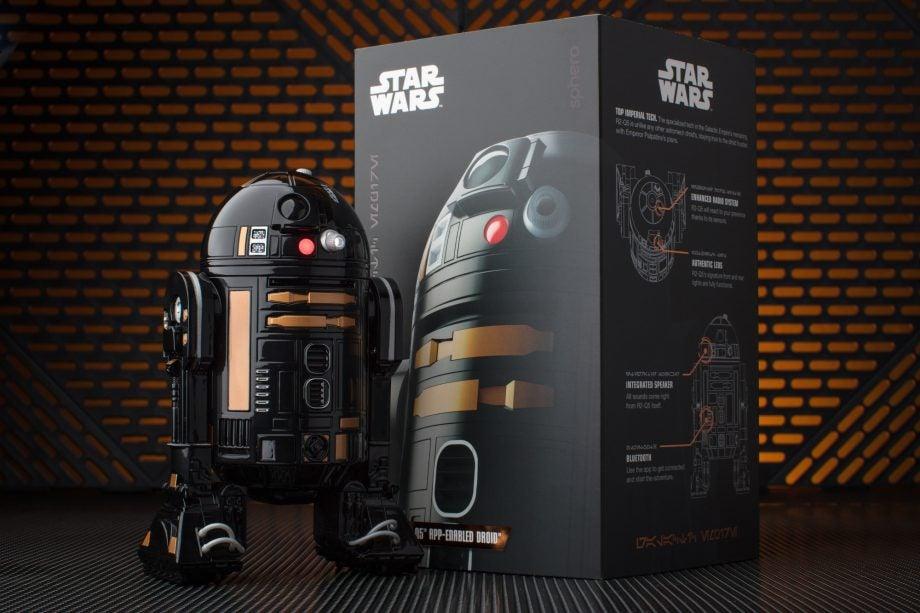 Sphero Rolls The Dark Side R2 Q5 Into Its Star Wars Droid