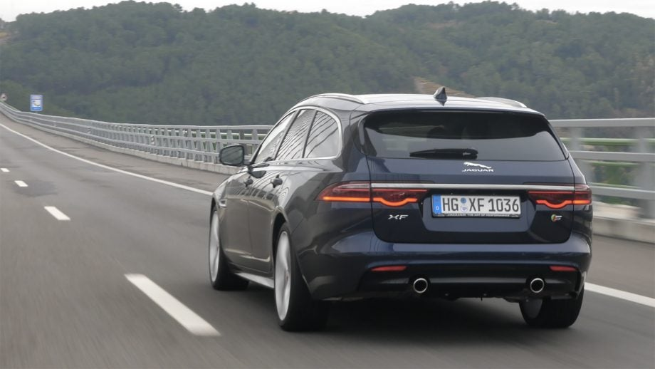 How The Jaguar Xf Sportbrake Shows Estates Can Be Sexy Too