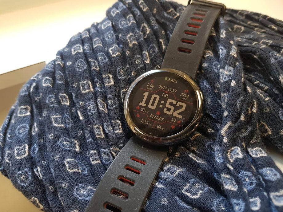 Image result for xiaomi amazfit verge 2