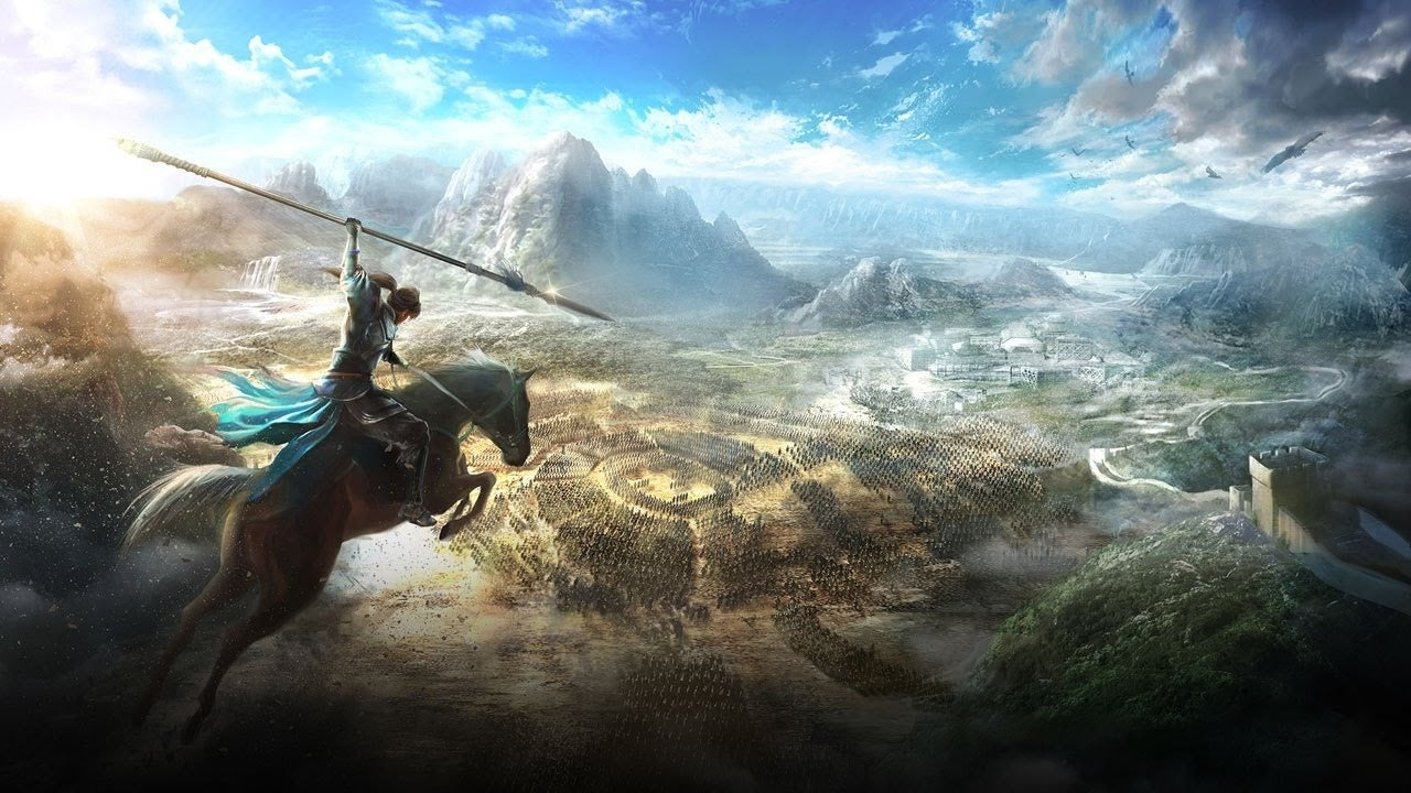 Dynasty Warriors 9 Review Trusted Reviews Game Ps4 Romance Of The Three Kingdoms Xiii Reg 3
