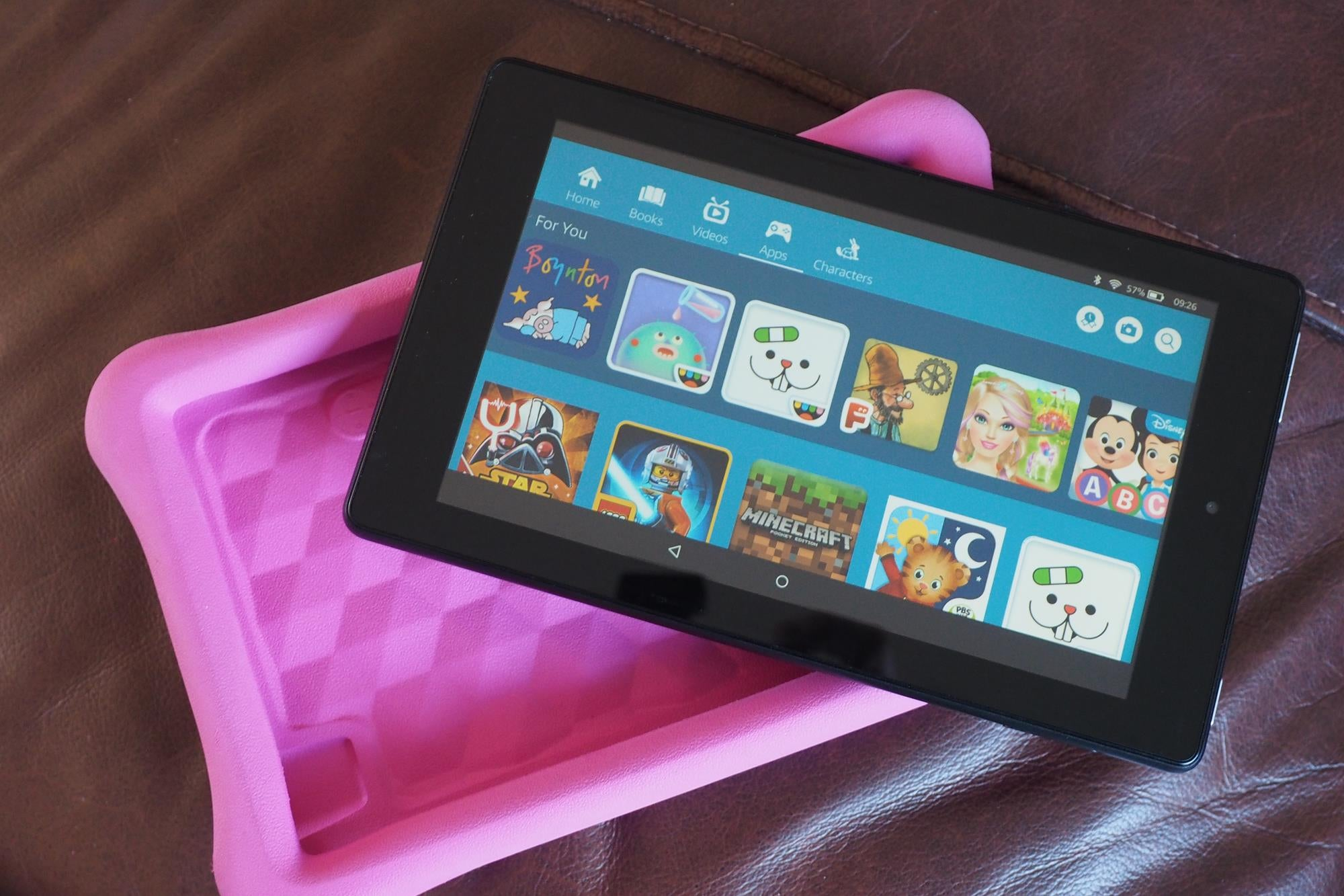 Can The Amazon Fire Kids Edition Get Netflix