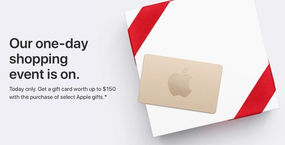 Apple is dishing out gift cards to iPhone, iPad, Apple Watch and ...