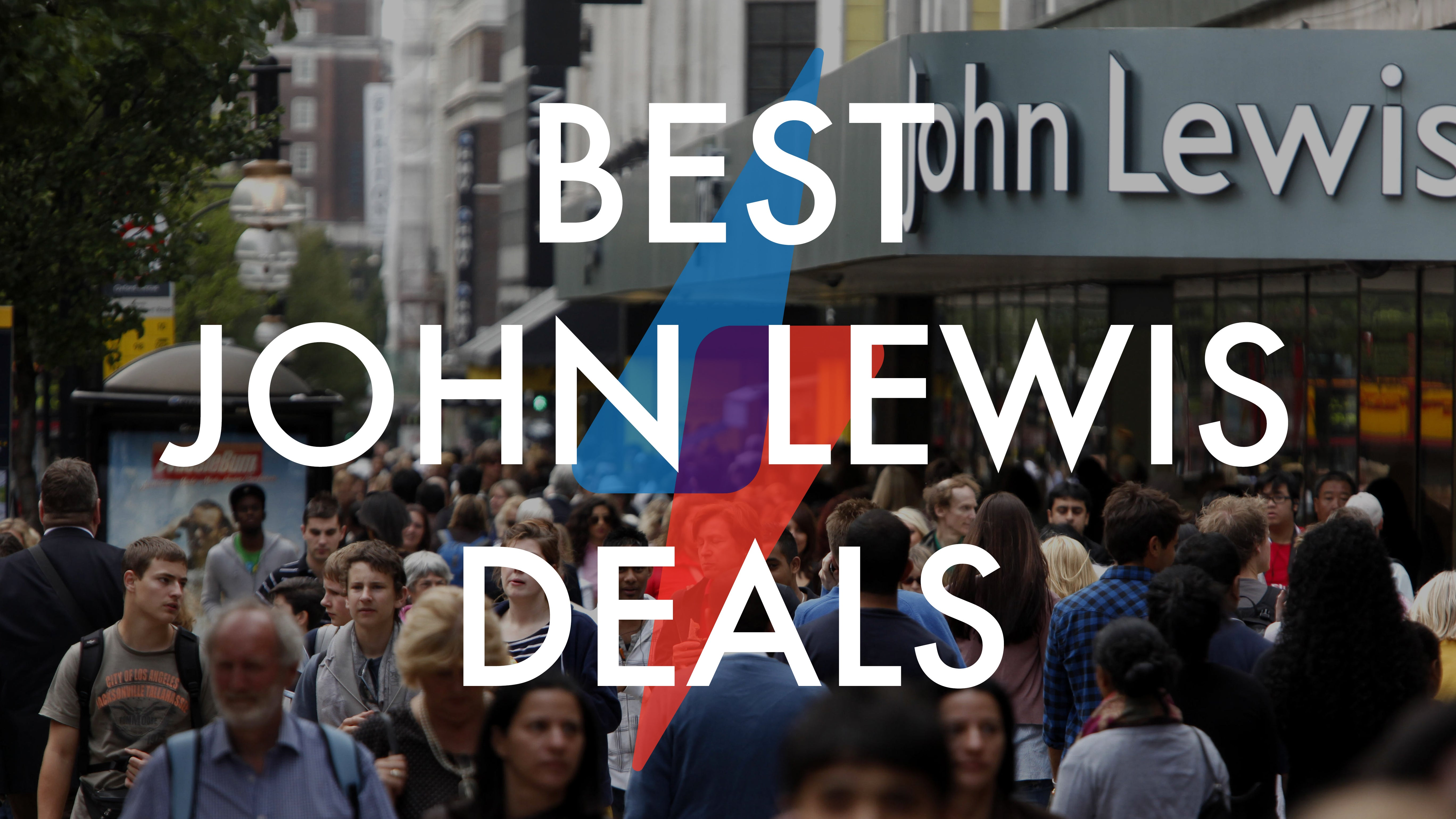 LIVE The Best John Lewis Black Friday & Cyber Monday 2018 Deals
