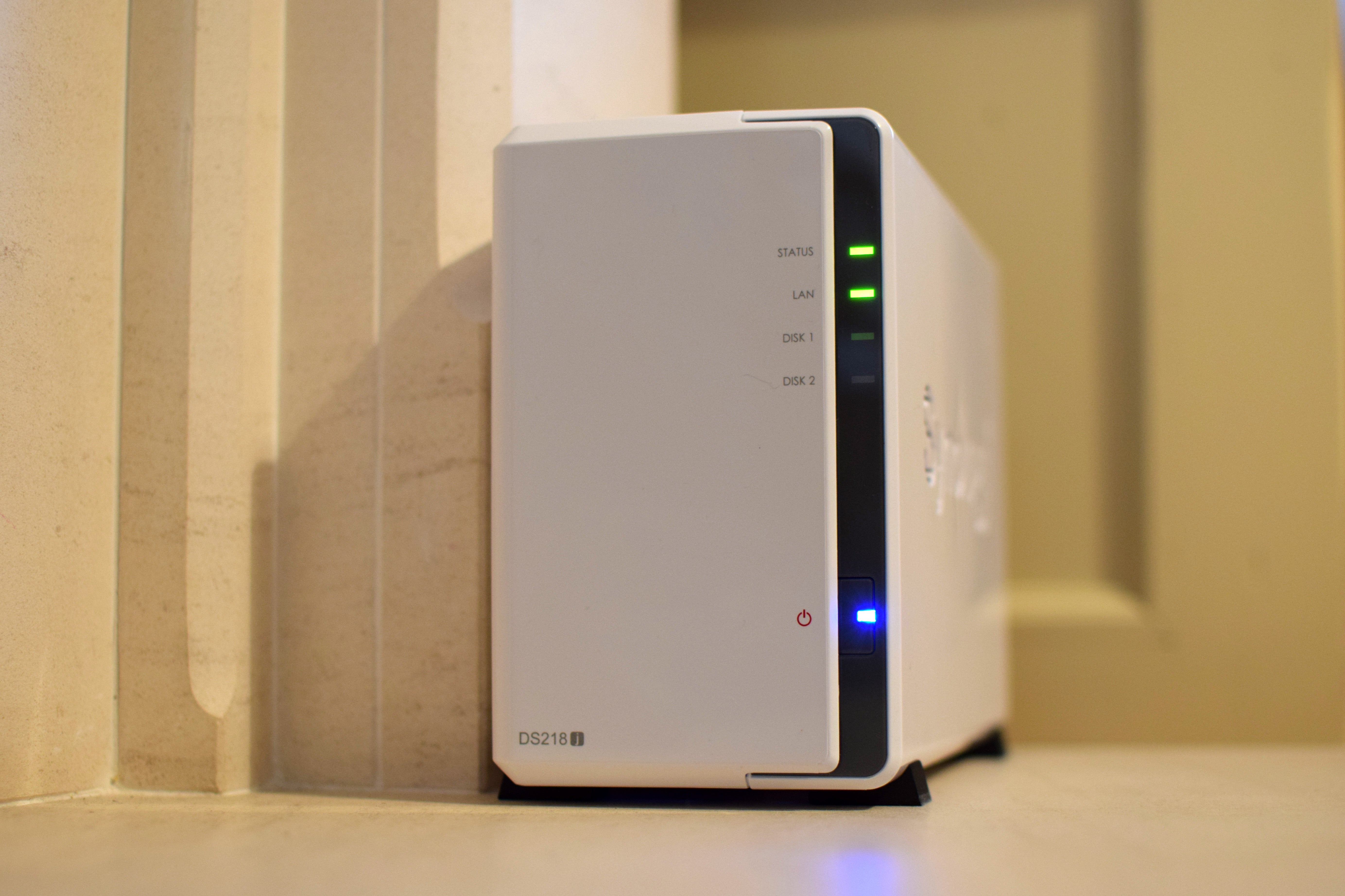 Synology DiskStation DS218j Review | Trusted Reviews