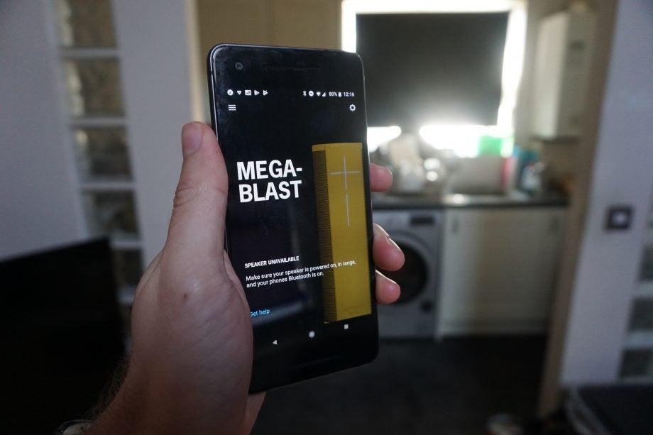 UE Megablast – Now with Spotify voice commands Review