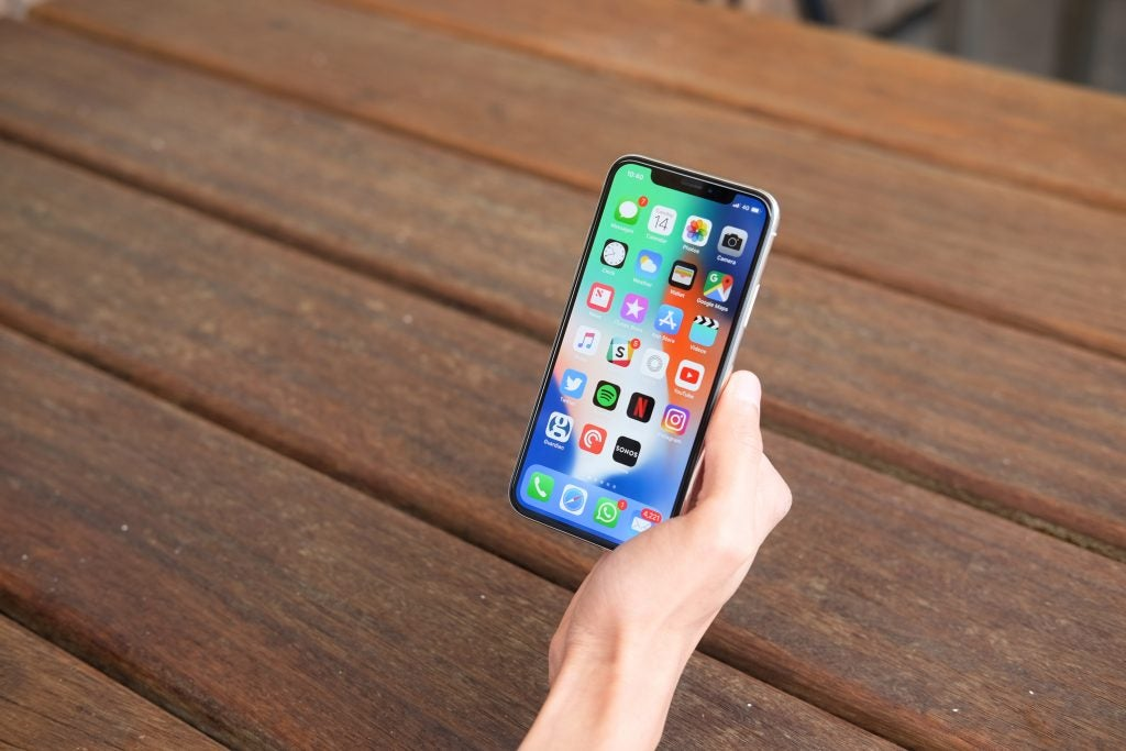 How To Unlock Iphone X In The Dark