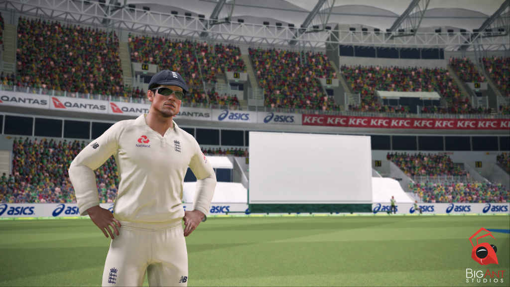 ashes cricket pc game 2017