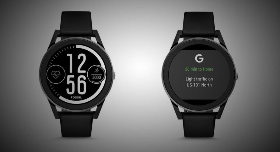 Fossil Q Control Comes Packing A Smart Interface And Heart