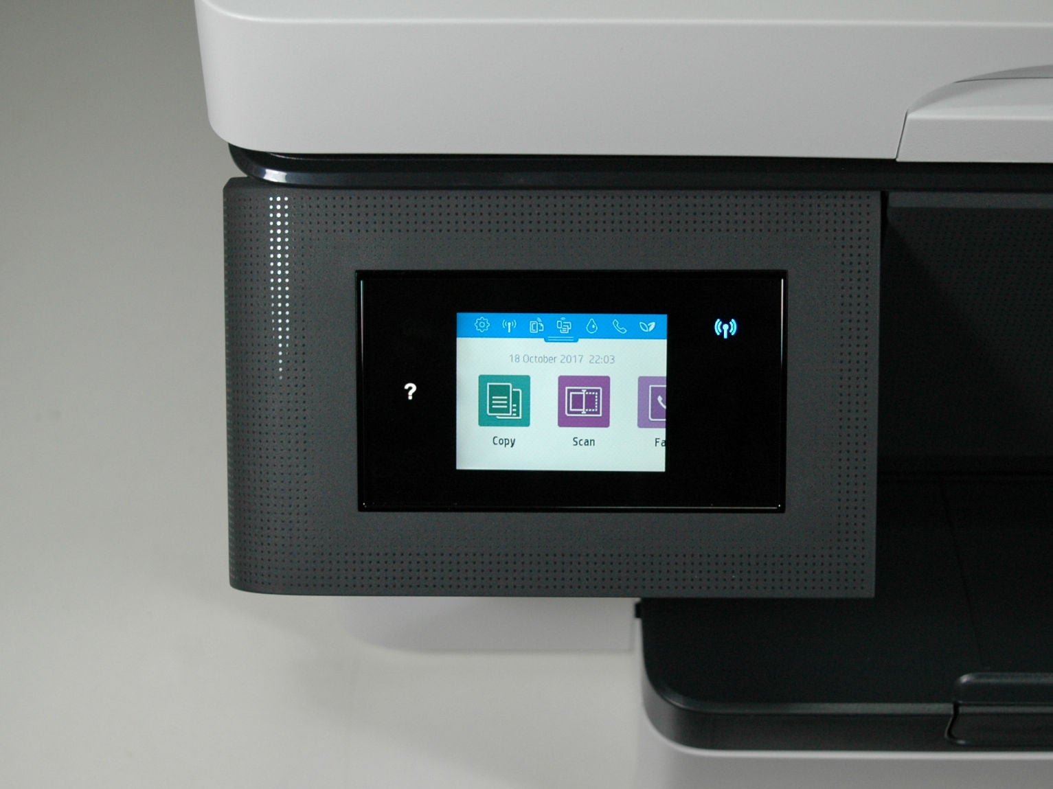 Hp Officejet Pro 7720 Review Trusted Reviews