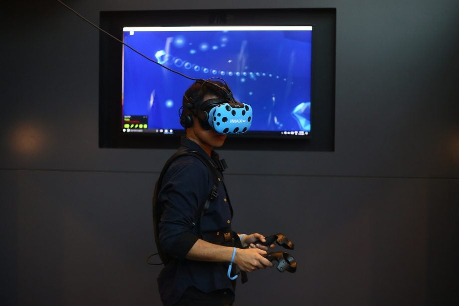 Imax Vr Comes To The Uk And Here S Why You Ll Want To