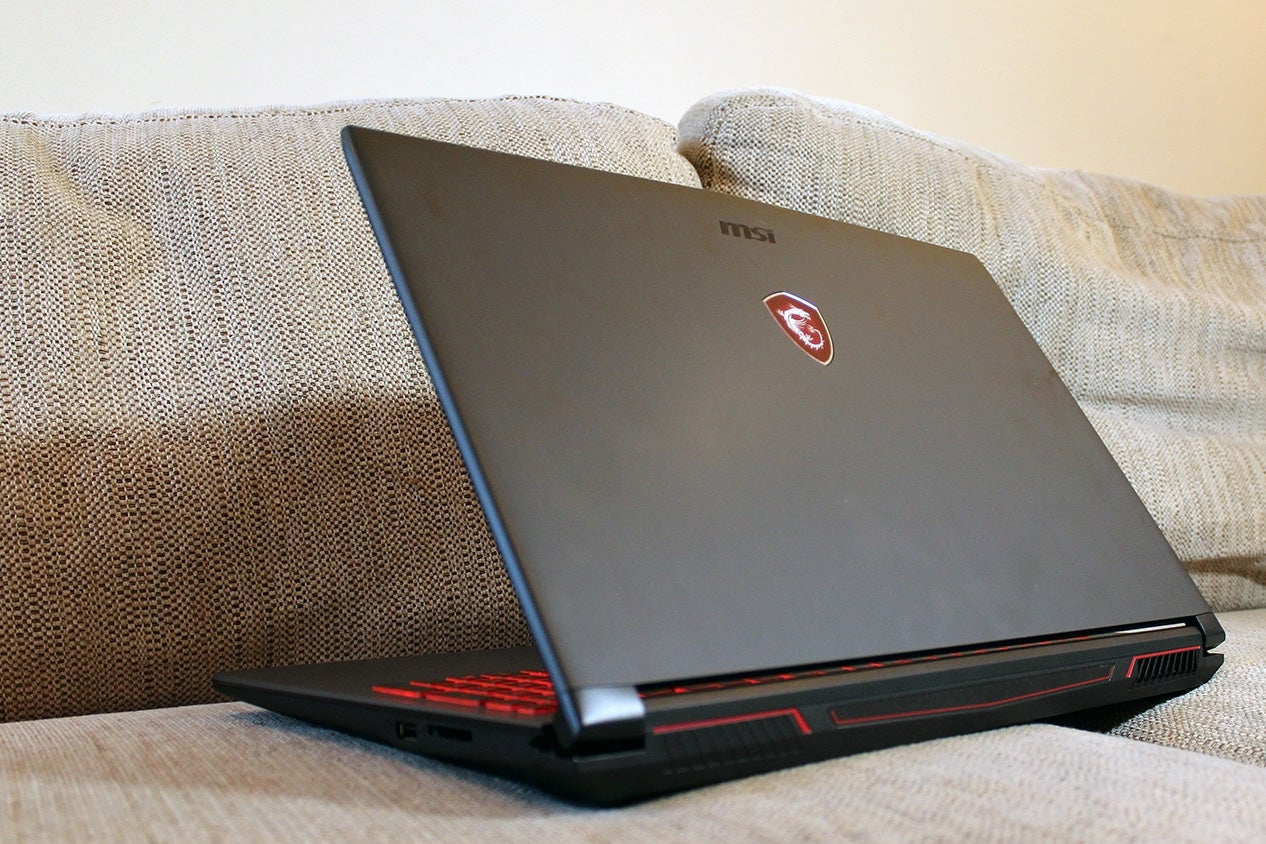 MSI GV62 7RC Review   Trusted Reviews