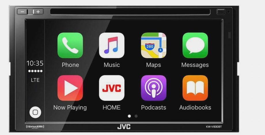 JVC CarPlay Android Auto