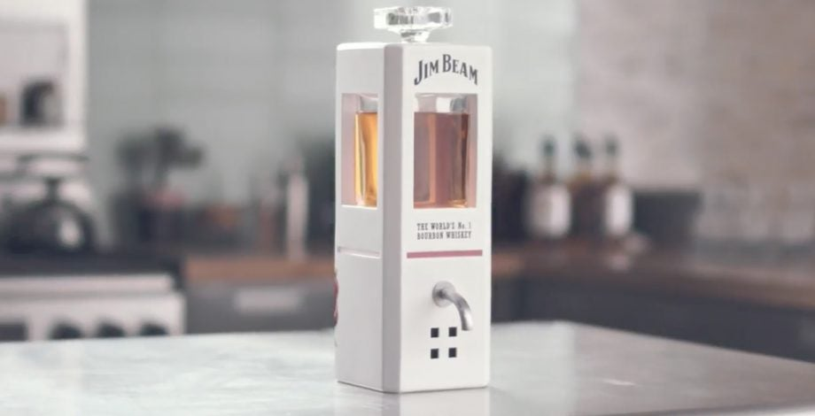 Jim Beam Has Launched An Echo Style Device For Whiskey