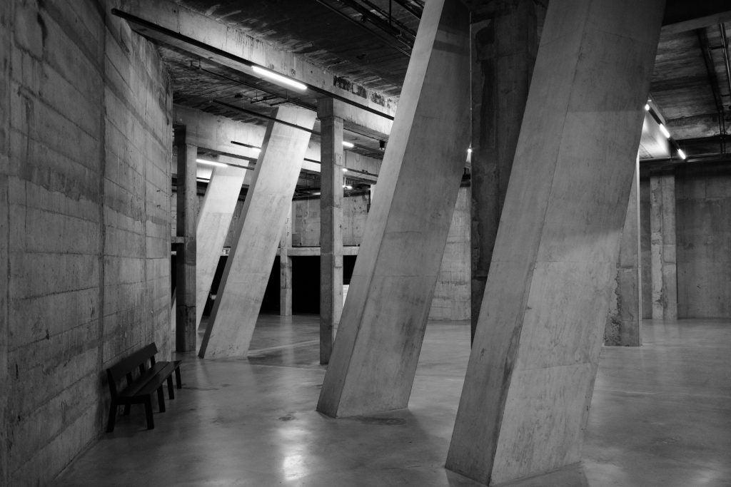 Leica CL monochrome interior