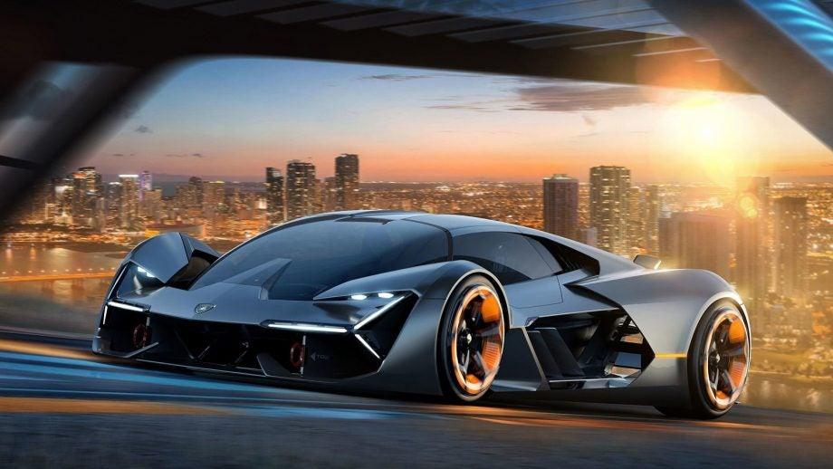 Lamborghini Terzo Millennio Wallpaper Iphone - Lamborghini