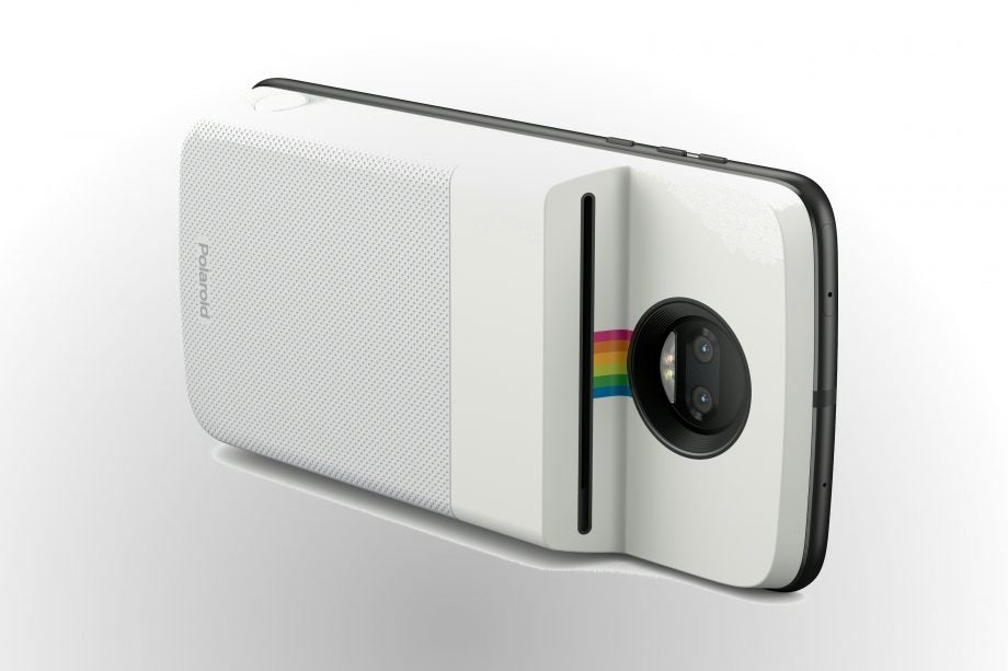 Polaroid Insta-Share is the first Moto Mod you'll actually
