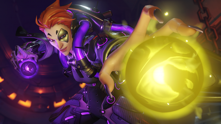 moira we go hands on with overwatch s new hero trusted reviews