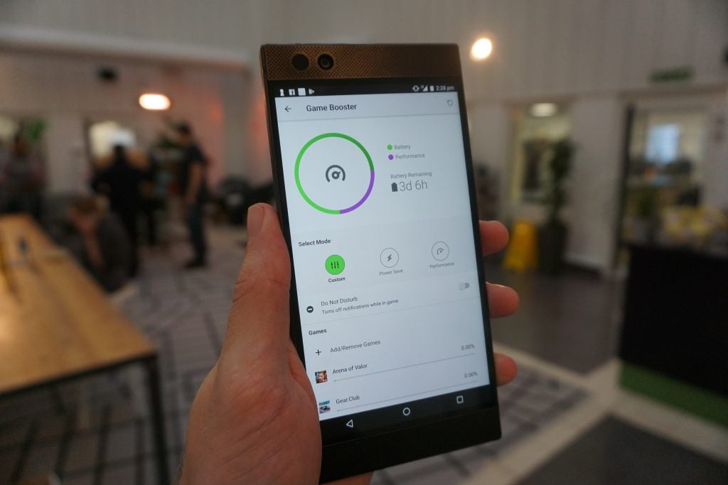 Razer phone review trusted reviews means the razer phone is fairly stable and generally great for everyday tasks following more than a week with the phone im yet to experience any stopboris Images