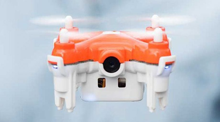 Meet The Worlds Smallest Selfie Snapping Drone