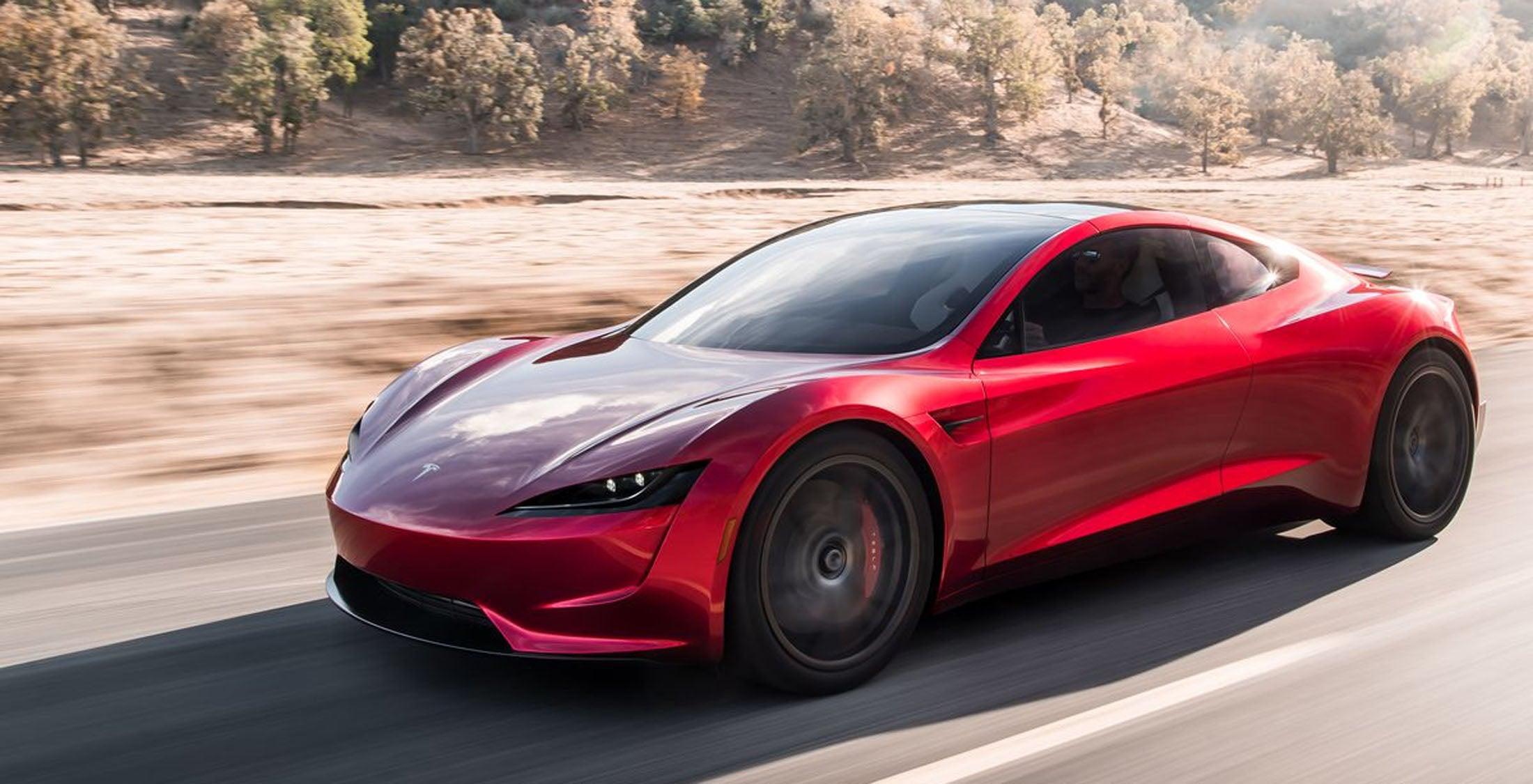 New Tesla Roadster Has 620 Mile Range 0 60mph In 1 9