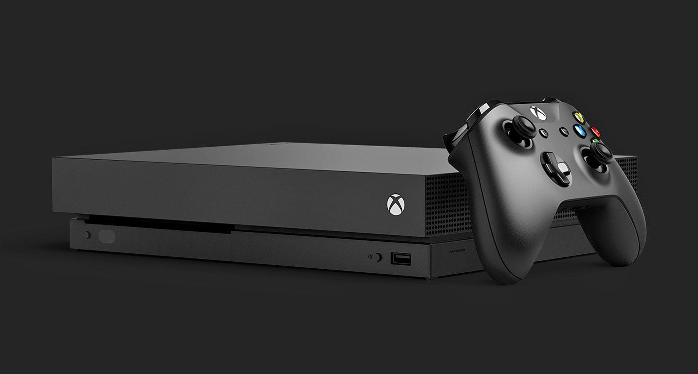 This Xbox One X deal could be the best we've ever seen