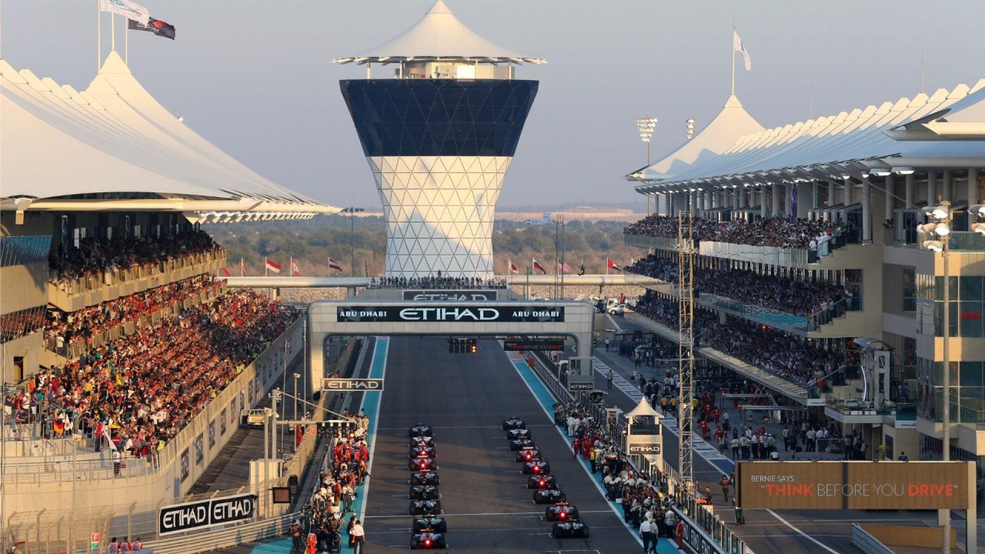 Abu Dhabi Grand Prix 2017 Live Stream How To Watch Abu