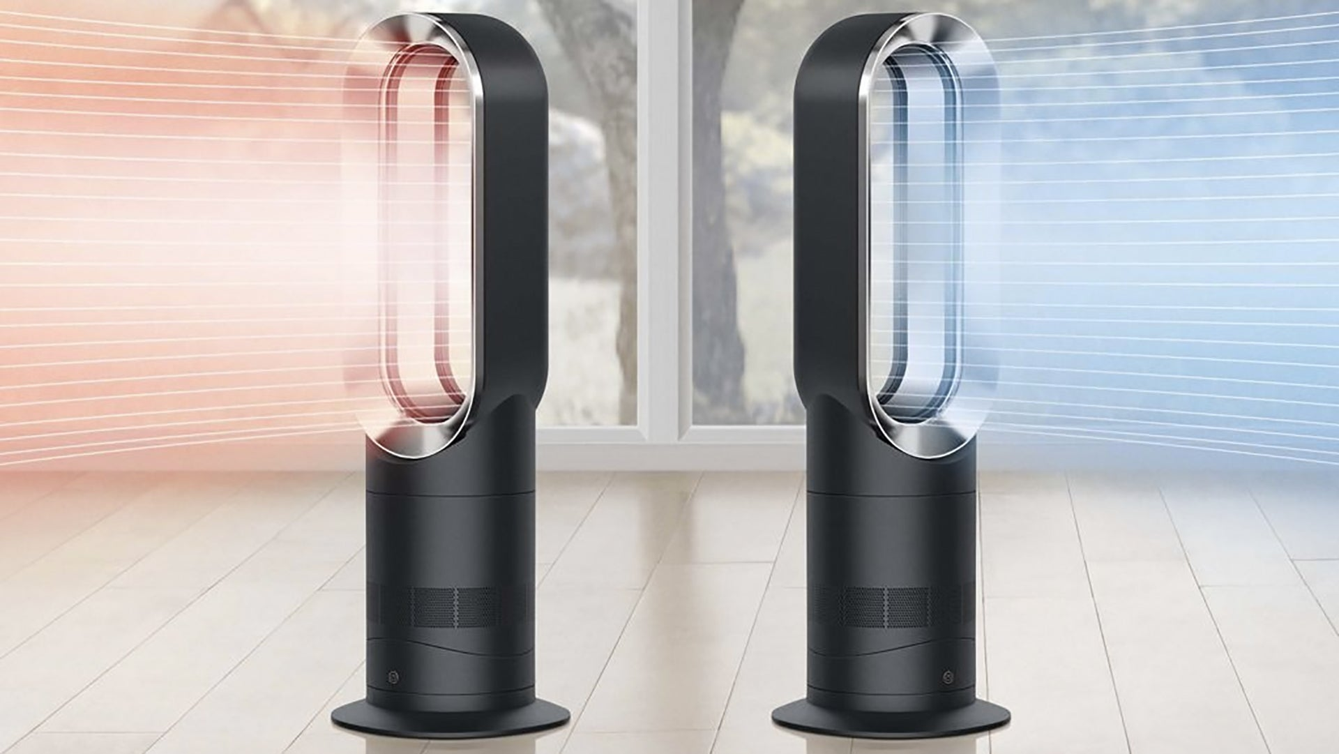 Cooling And Purifying Fans To Beat The Heat
