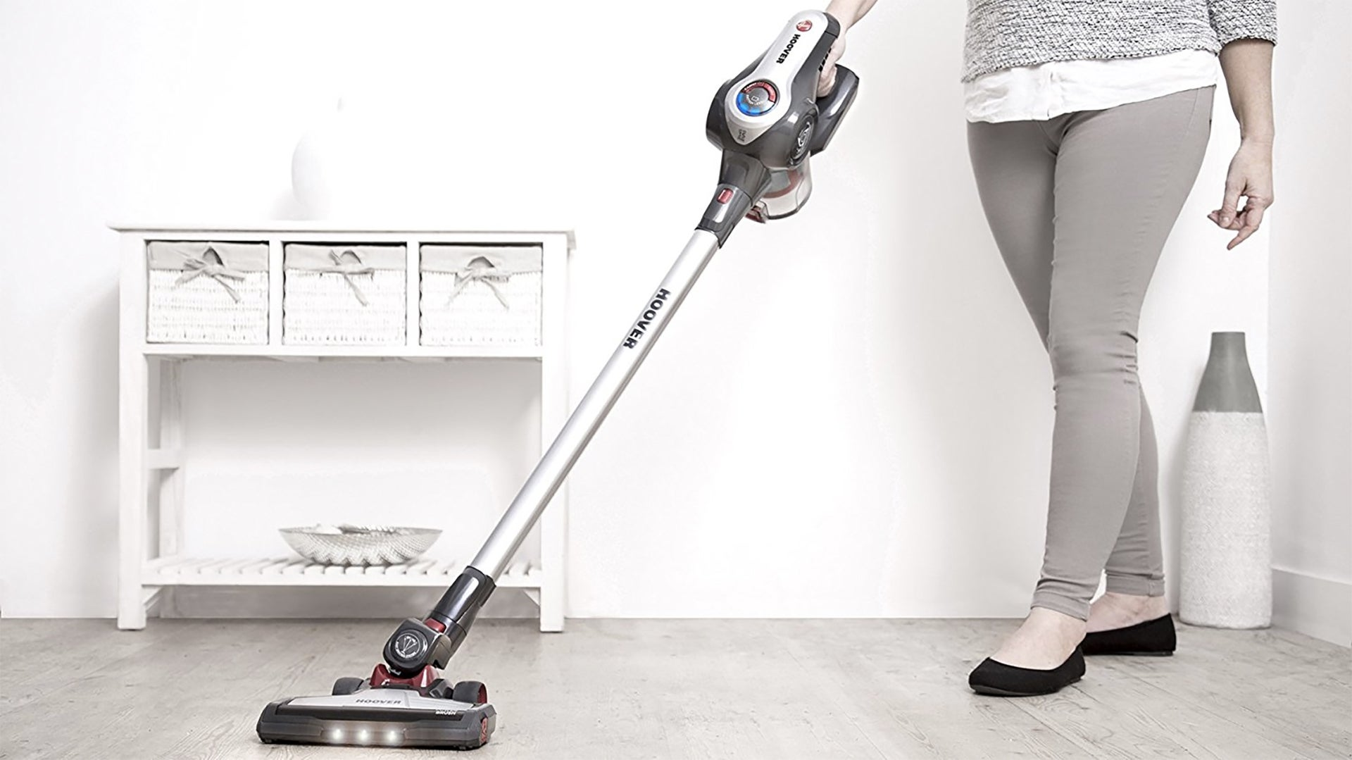 Hoover Discovery Cordless Vacuum Cleaner Price Slashed By