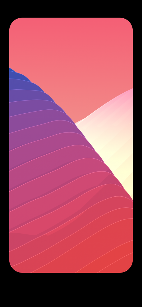 Hide The Iphone X S Intrusive Notch With These Wallpapers Trusted