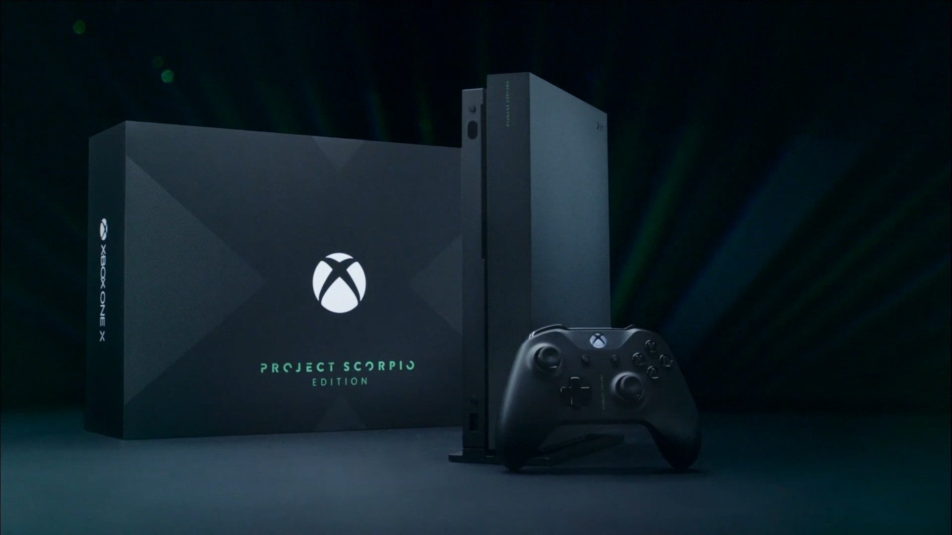 Xbox One X Project Scorpio Edition Is Back In Stock And