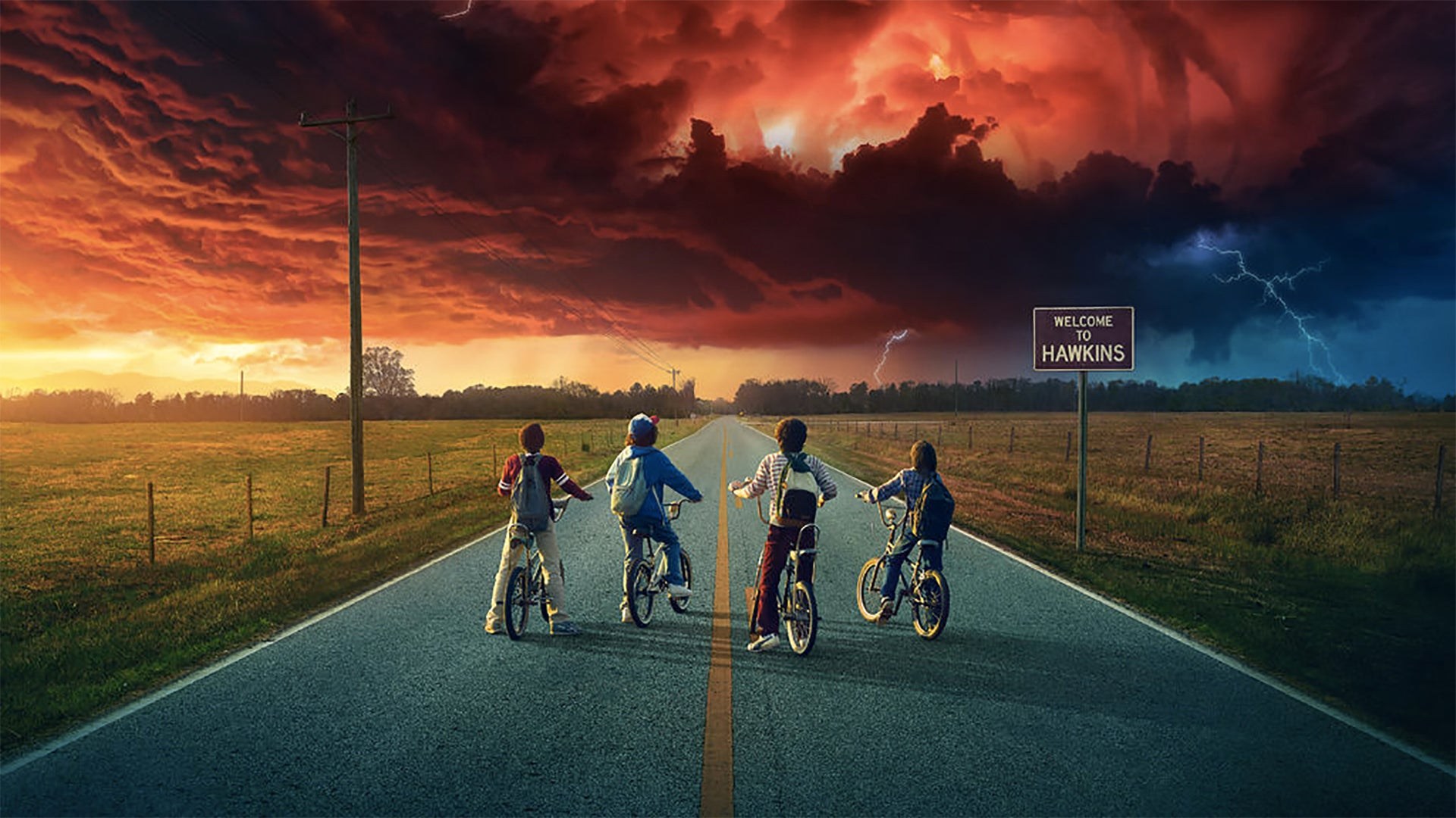 Exclusive Netflix Open To Stranger Things Season Three In Virtual
