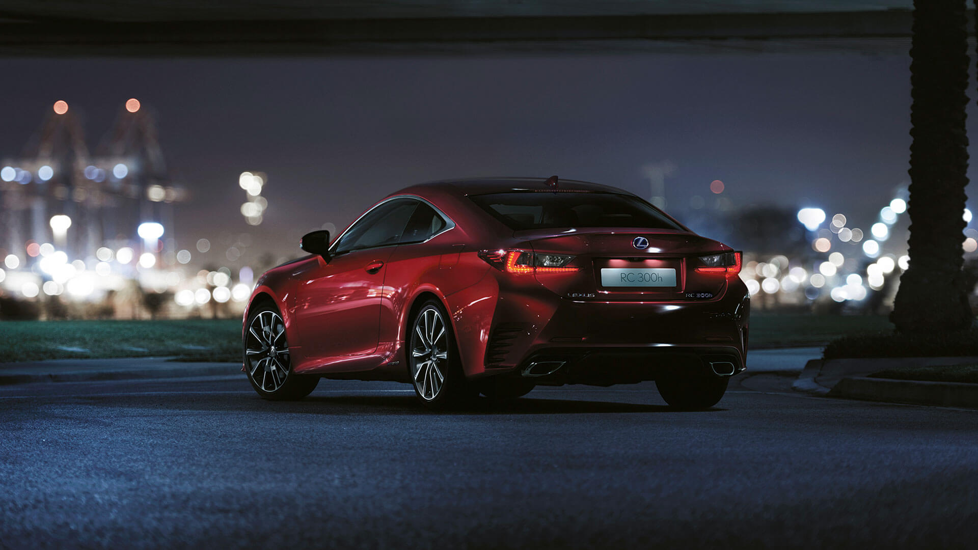 4 Ways The Lexus Rc300h F Sport Is The Perfect Hybrid For