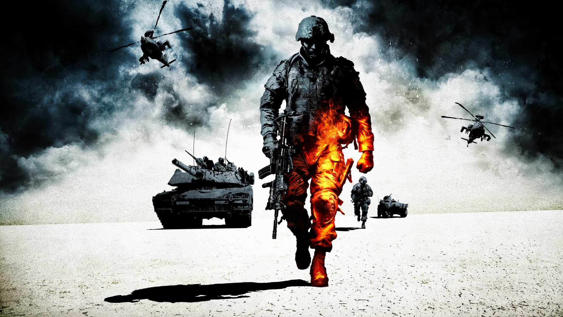 Battlefield bad company 3 could be coming in 2018 - Battlefield bad company 1 wallpaper ...
