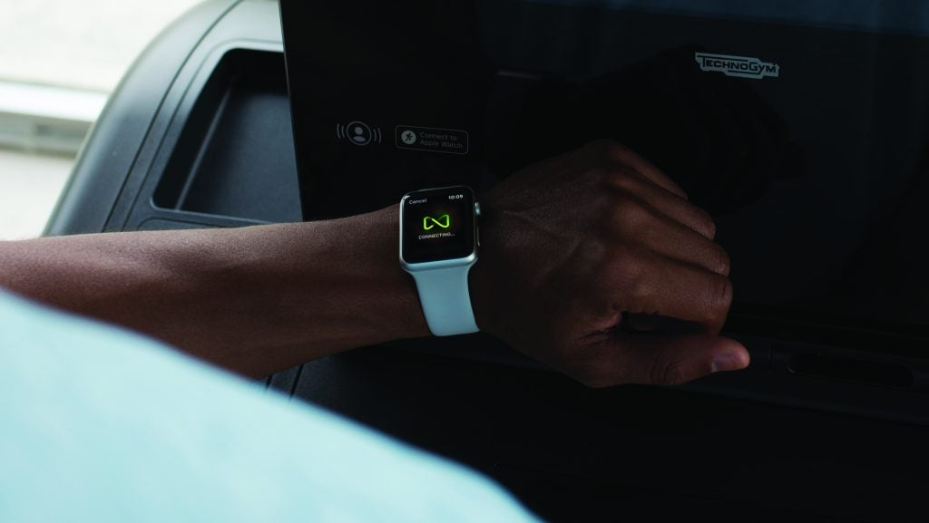 Apple Watch GymKit