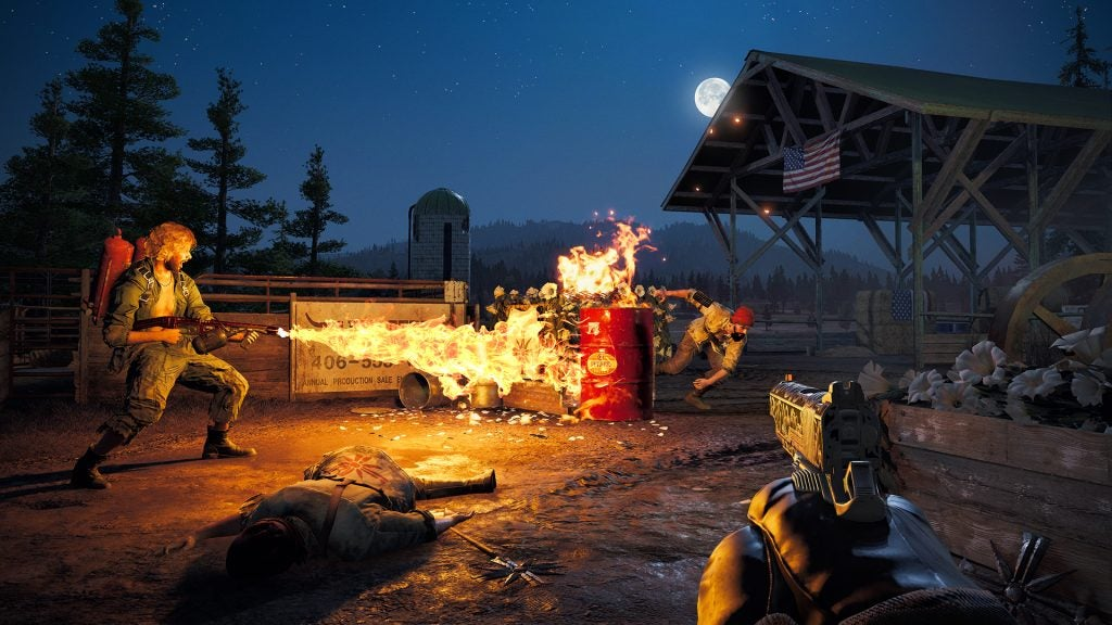 Far Cry 5 Review Trusted Reviews
