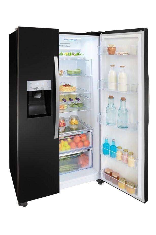 Hisense RS696N4II1 Fridge-Freezer Review | Trusted Reviews