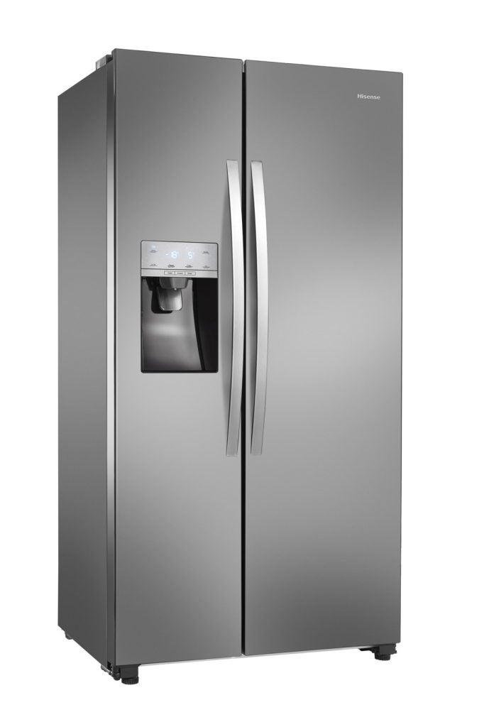 Hisense Rs696n4ii1 Fridge Freezer Review