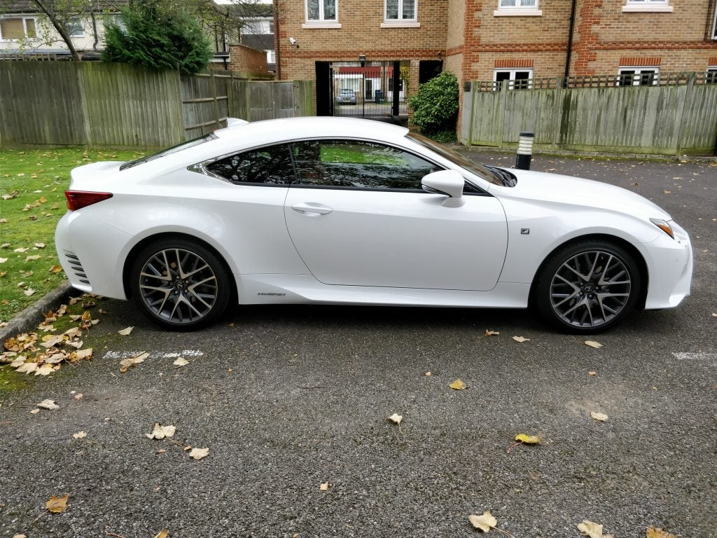4 Ways The Lexus Rc300h F Sport Is The Perfect Hybrid For Petrolheads