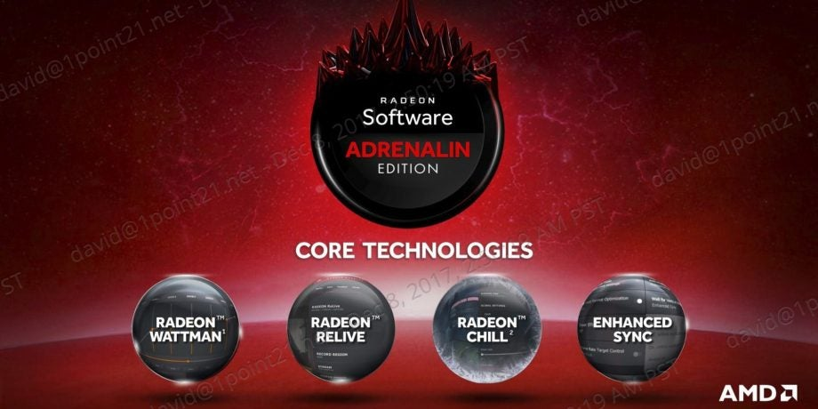 AMD Radeon Software Adrenalin Edition Released: All you need to know