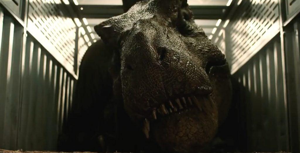 Jurassic World: Fallen Kingdom — first trailer takes us back
