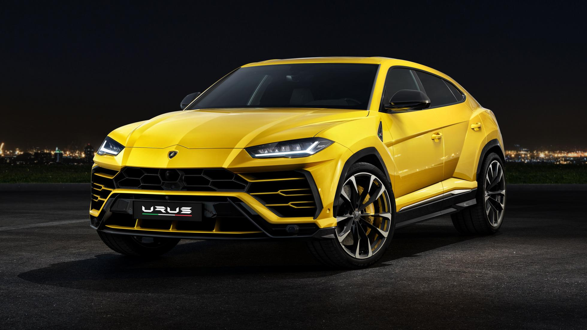 Lamborghini S Stunning Urus Is The Most Powerful Suv Ever Trusted