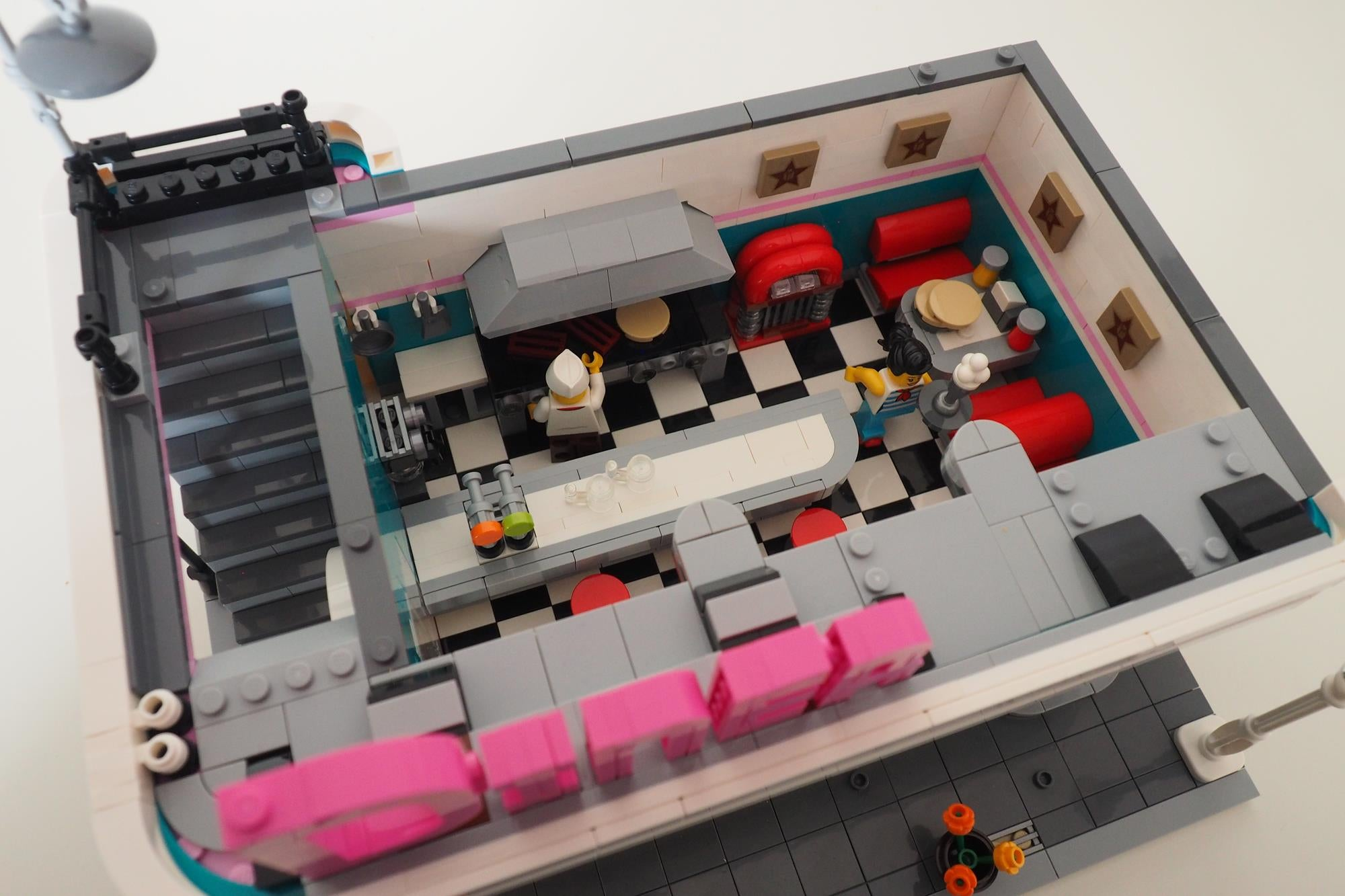 Lego Creator Expert Downtown Diner 10260 Review Trusted