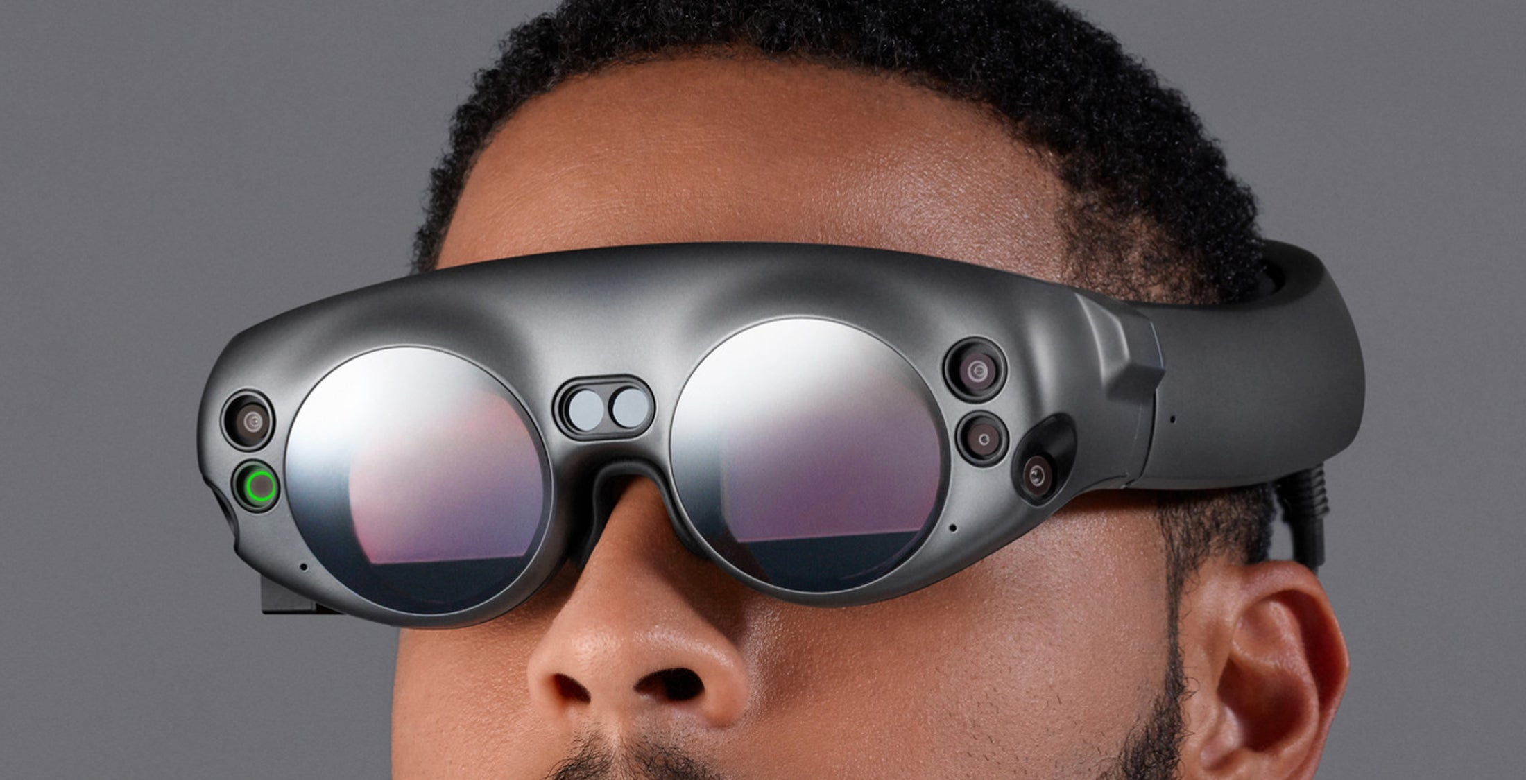 Oculus co-creator Palmer Luckey is not a fan of the Magic Leap