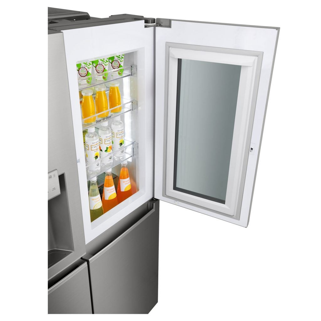Lg Gsx961nsaz Fridge Freezer Review Trusted Reviews